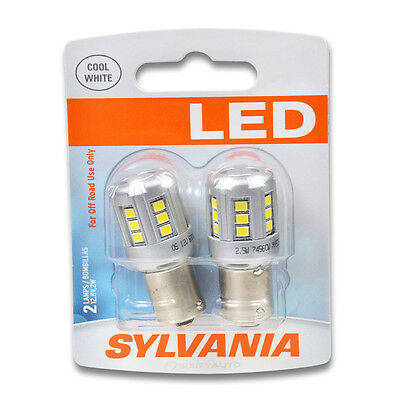 Sylvania SYLED - Rear Turn Signal Light Bulb - 1967-2016 Volkswagen Beetle xy