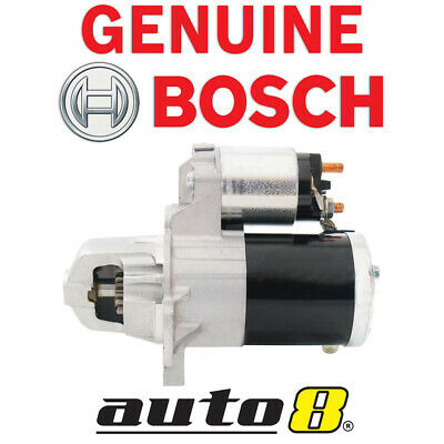 Bosch Starter Motor to Fit Holden Calais VZ & VE 3.6L Petrol V6 LY7 2004 - 2013