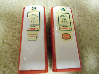 Sinclair Gas Pump Salt & Pepper Shakers -Vintage