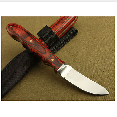 Wood Carving Twiddling Knife Carpentry Curved Blade Camping Professional Tool