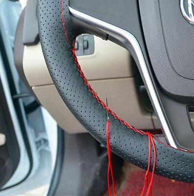 Toyota Hilux & Fortuner - Bicast Leather Steering Wheel Cover - NEW