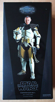 Sideshow Militaries of Star Wars Commander Bly 327th  1/6 scale 12 inch figure