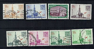 Small Collection of Saudi Arabia   stamps    All Mint used