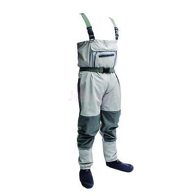 Waterproof Rubber Fishing Waders Fishing Overalls Hunting Boot Size 11-13