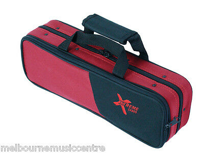 XTREME FLUTE CASE *Moulded Polyfoam, Plush Lined & Fitted Interior* NEW!!