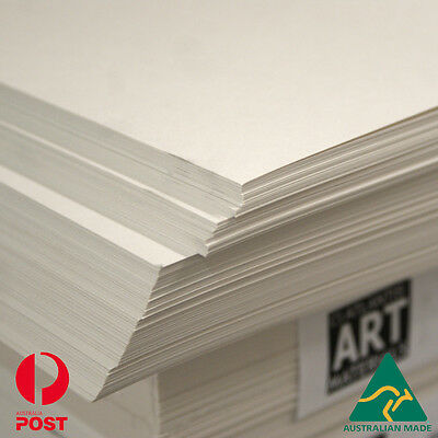 Cartridge Drawing Paper Premium Quality 110gsm A2 200 Sheets Ream Acid Free AU