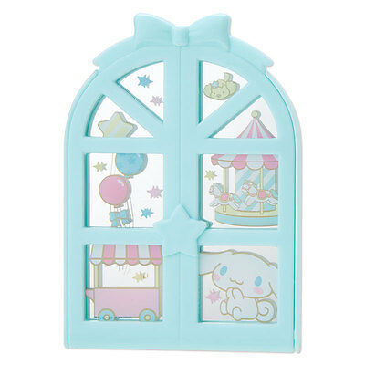Sanrio Cinnamoroll window type mirror kawaii Cute F/S NEW