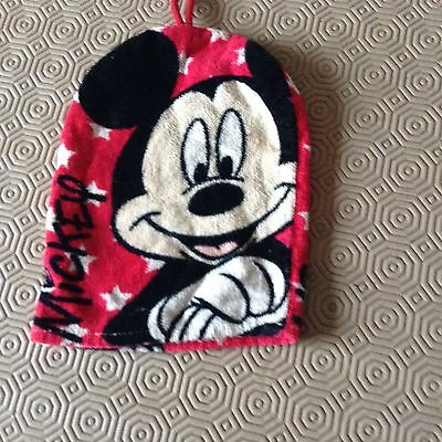 Disney Wash Mitt/flannel