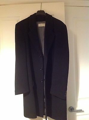 Black Size large Men's Jacket (lined)  Stuart Lord Exclusive- Made In Australia