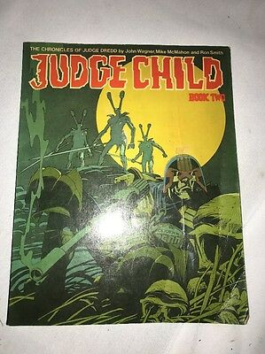 titan comic books judge child book 2
