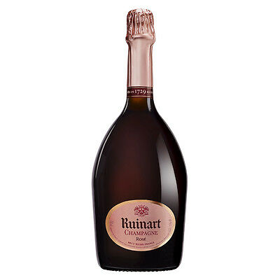 Ruinart Rośe NV Champagne Rose Champagne 75cl Bottle - Drinks21