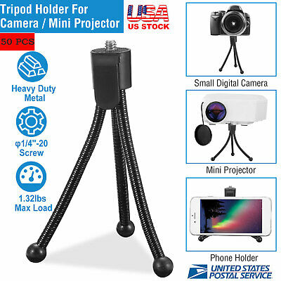 50x Digital Light weight Mini Tripod Holder Stand For Camera Video Photography