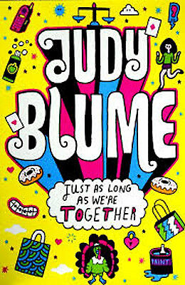 Just as Long as We're Together, New, Blume, Judy Book