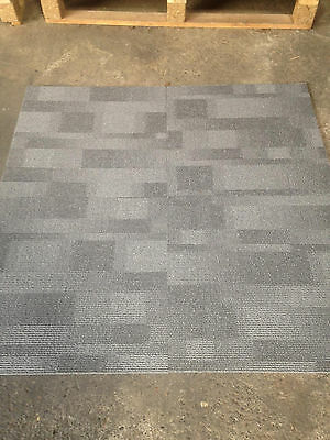 Carpet Tiles 350m2 New Impressions 985 Shaded Mid Grey 01354 696732 In Stock
