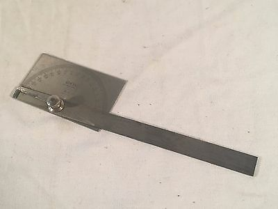 Vintage General Hardware Mfg Co No. 17 Protractor Gauge, Machinist Woodworking