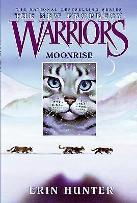 Warriors the New Prophecy: Moonrise 2 by Erin Hunter (2006, Paperback)