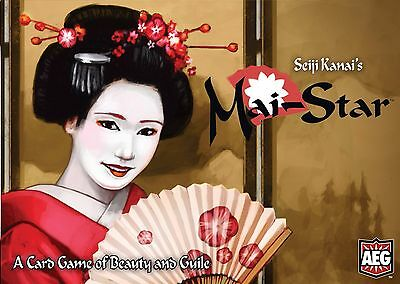 Mai-Star: A Card Game of Beauty & Guile (New) (Sealed)