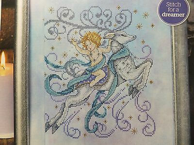 Enchanting Magical Journey Design Pattern / Chart in/for Counted Cross Stitch