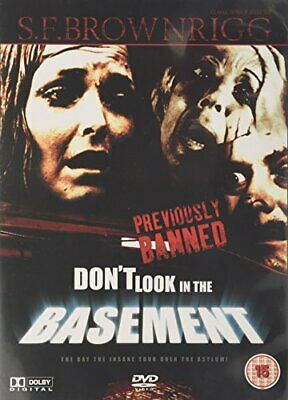 Don't Look in the Basement [DVD] [2007] - DVD  BUVG The Cheap Fast Free Post