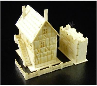 T Gauge 1:450 Scale Town House Kit
