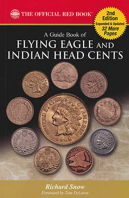 A Guide Book of Flying Eagle & Indian Head Cents, 2nd Ed....Whitman....NEW!!!