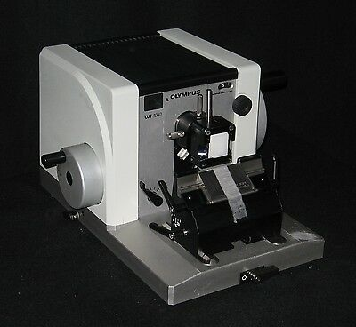 Olympus Model Cut 4060 Microtome - Fully Reconditioned