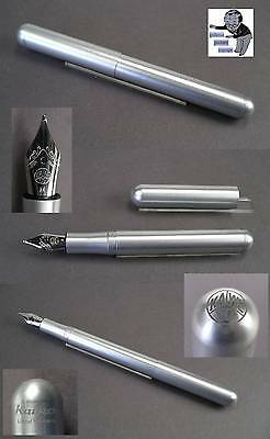 # Kaweco Liliput Fountain pen made of aluminium in silver #