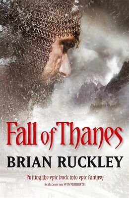 The godless world: Fall of thanes by Brian Ruckley (Paperback)