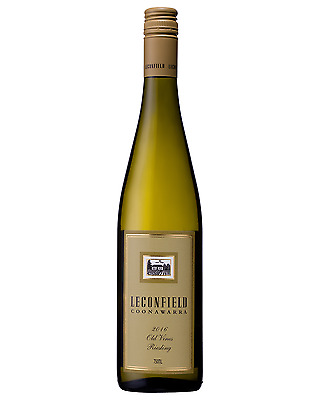 Leconfield Old Vine Riesling case of 6 Dry White Wine 2016 750mL Coonawarra