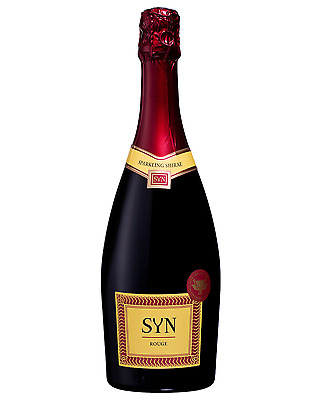 Leconfield Syn Rouge case of 6 Shiraz Sparkling Red Wine Non Vintage 750mL