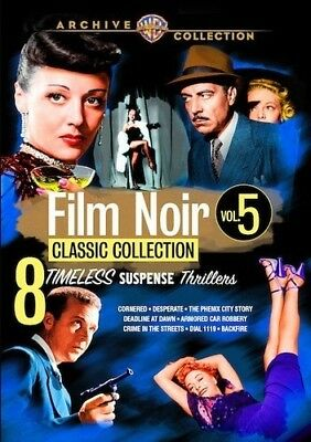 Film Noir Classic Collection: Volume Five [New DVD] Manufactured On Demand, Fu