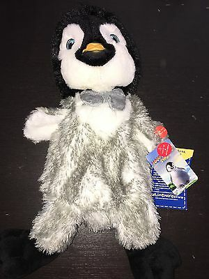 Build-a-Bear Limited Edition Happy Feet Two Erik BNWT Unstuffed