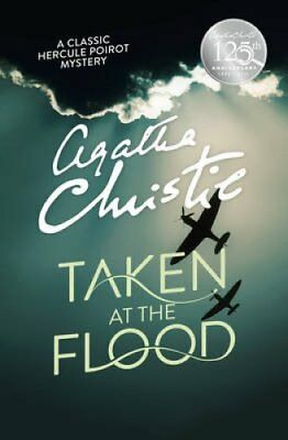 Poirot - Taken at the Flood by Agatha Christie 9780008129545 (Paperback, 2015)
