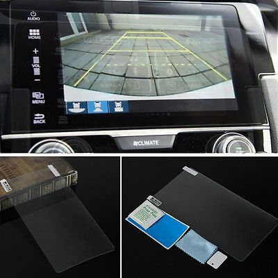 """2x HD Anti Glare Screen Protector for 2016 2017 Honda Civic 7"""" Touch Display New"""