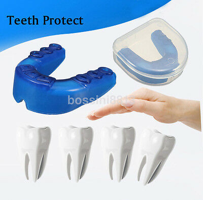 Hot Sports Boxing Basketball Football Tooth Care Tooth Protection Mouth Guard US