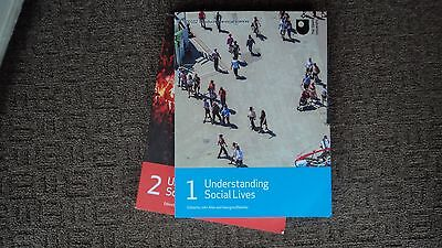 UNDERSTANDING SOCIAL LIVES BOOK 1 AND 2 or DD102