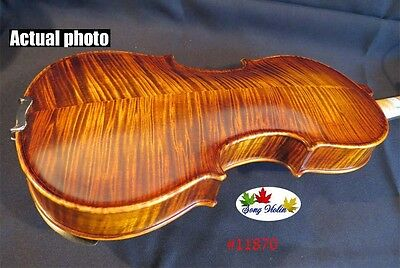 SONG Brand flames 5 strings violin 4/4  Full Size,big sound rich tone #11870