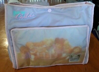 Extremely Rare Original Mattel My Child Doll 12 Diaper Nappy Bag - Collectible