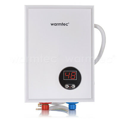 INSTANT ELECTRIC WATER HEATER  6.8 kW MINI SHOWER