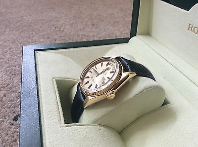 Rolex Day Date 18k Gold president gents watch