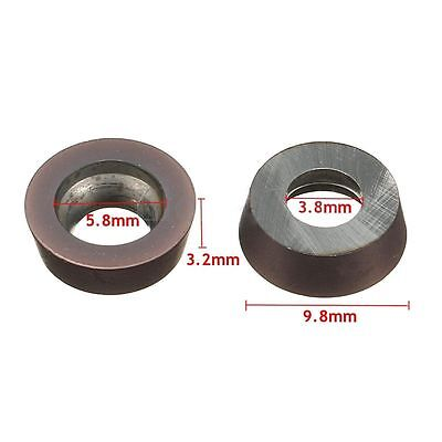 Carbide Inserts For Lathe Wood Turning Tools | 10mm Round