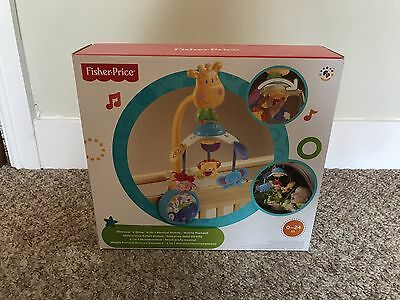 Fisher Price 2-in-1 Musical Mobile