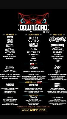 Download 2017 2 x RIP Metal Forest Camping Tickets with Parking