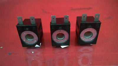 Deltrol Fluid Products 10184-79 Solenoid Coils *Lot Of Three*