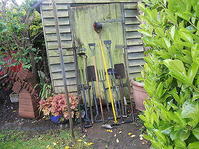 garden tools ideal for garden or allotment 14 items