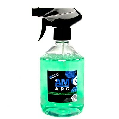 AM Details APC - Powerful All Purpose Cleaner - 500ml, Valeting, Detailing