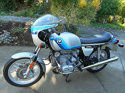 BMW R100s (Airliner....Exclusive Sport ) No 44 of 200 ever made