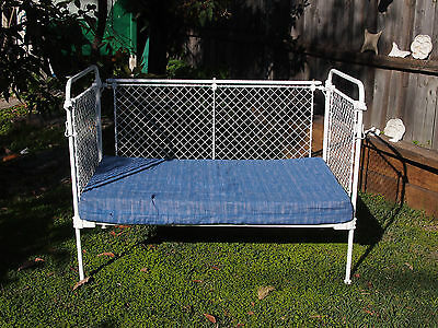 Antique Child's cot or Daybed