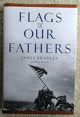 Flags of Our Fathers by James Bradley, hb/dj, nf, signed