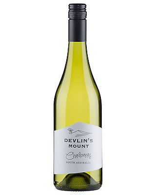 Devlins Mount Chardonnay case of 6 Dry White Wine 2016 750mL